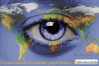 La red social blindworlds, abierta a todo el mundo