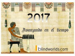 """2017 """"Historias en el tiempo con blindworlds"""""""
