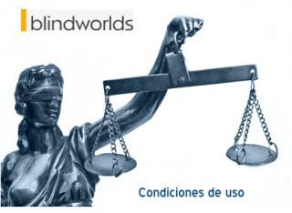 Por favor: lee las condiciones de uso de nuestra red social blindworlds