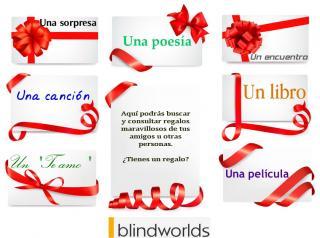 Una sorpresa, una poesía, una canción, un libro y mucho mas. ¿Tienes tu regalo?