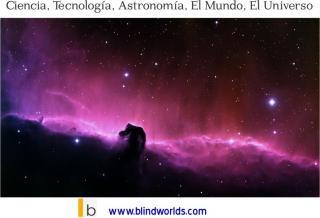 """Nebulosa """"Cabeza de caballo"""" descubierta en 1888 por Williamina Fleming"""