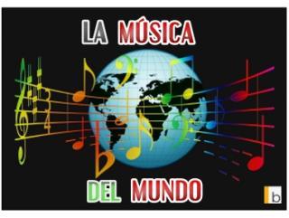 La música del mundo en blindworlds