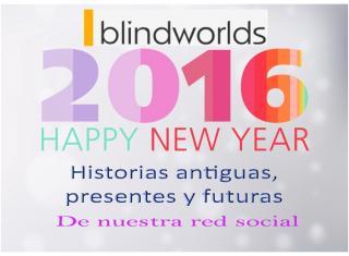 Historias antiguas, presentes y futuras en blindworlds