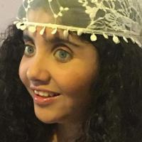 Foto del rostro de Cyndi.